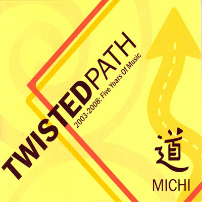 Michi Regier Twisted Path Cd