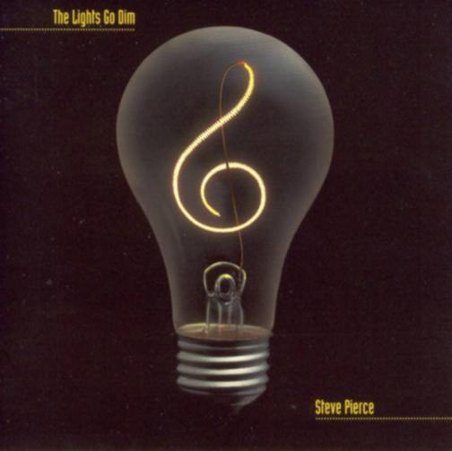 The Lights Go Dim  CD