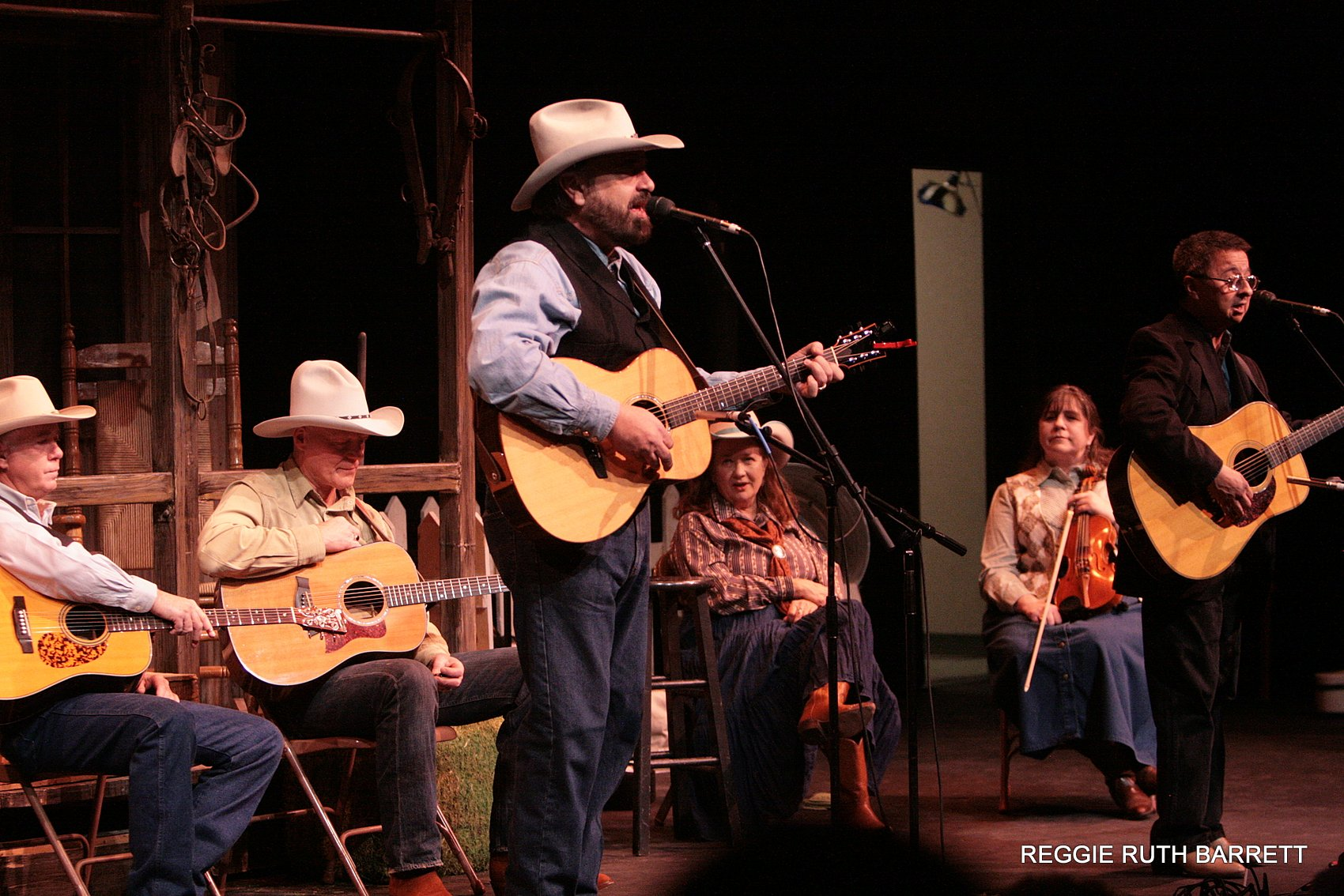 Colorado Cowboy Poetry Gathering, 2009
