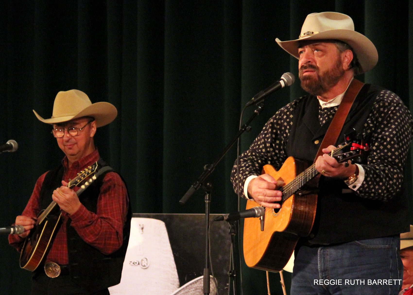 Colorado Cowboy Poetry Gathering 2011