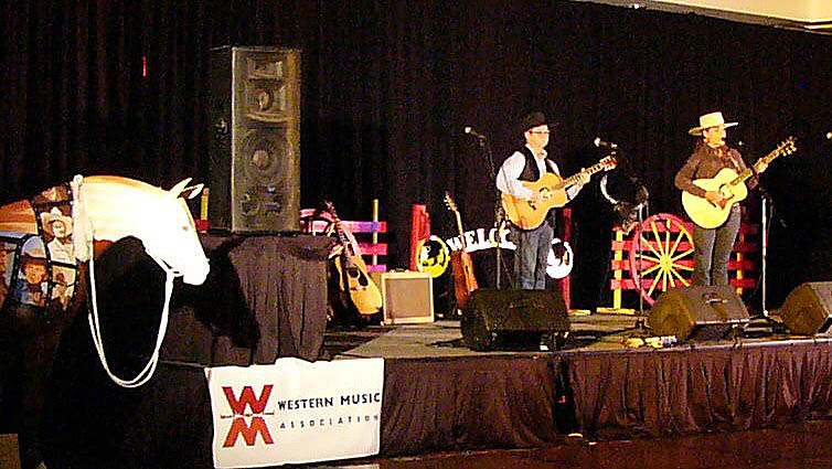 Ernie Martinez with Mary Kaye, WMA, Albuquerque NM Nov 14-15, 2014