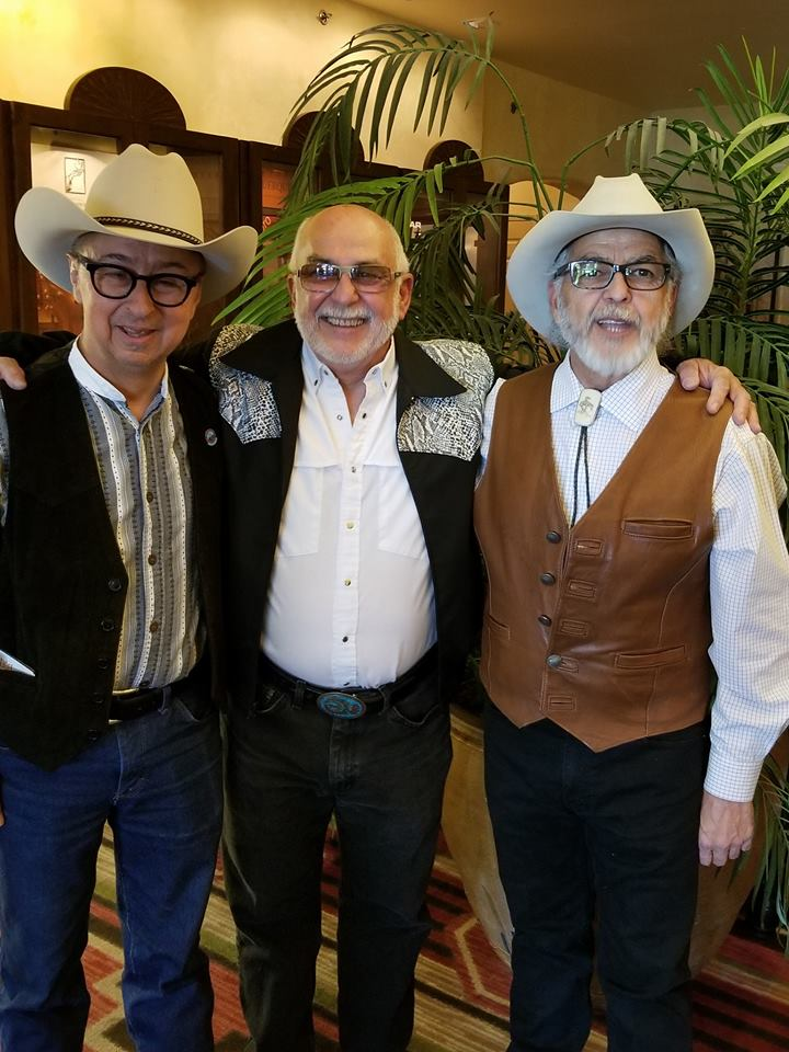 with a reunion of the San Louis Valley Coop Western Music Association, Albuquerque, Nov. 2017