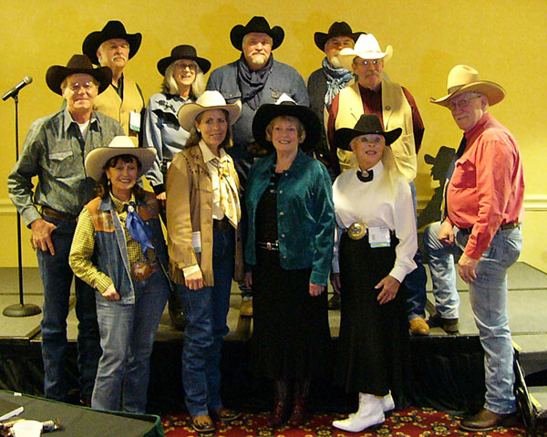 2014 WMA Cowboy Poetry Jackpot Novice Class entrants