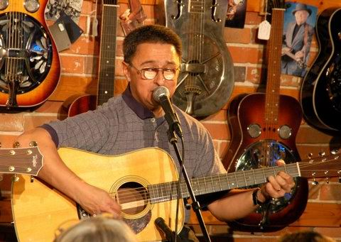 at Olde Town Pickin' Parlor: Ernie                           Martinez: Bands, Singers, Songwriters /                           Composers, Solo Performers, Sidemen,                           Instrumentalists, Performers, Entertainers,                           Musicians