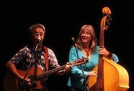 Ernie Martinez, Sandy Reay, Swallow Hill Folk Fextival
