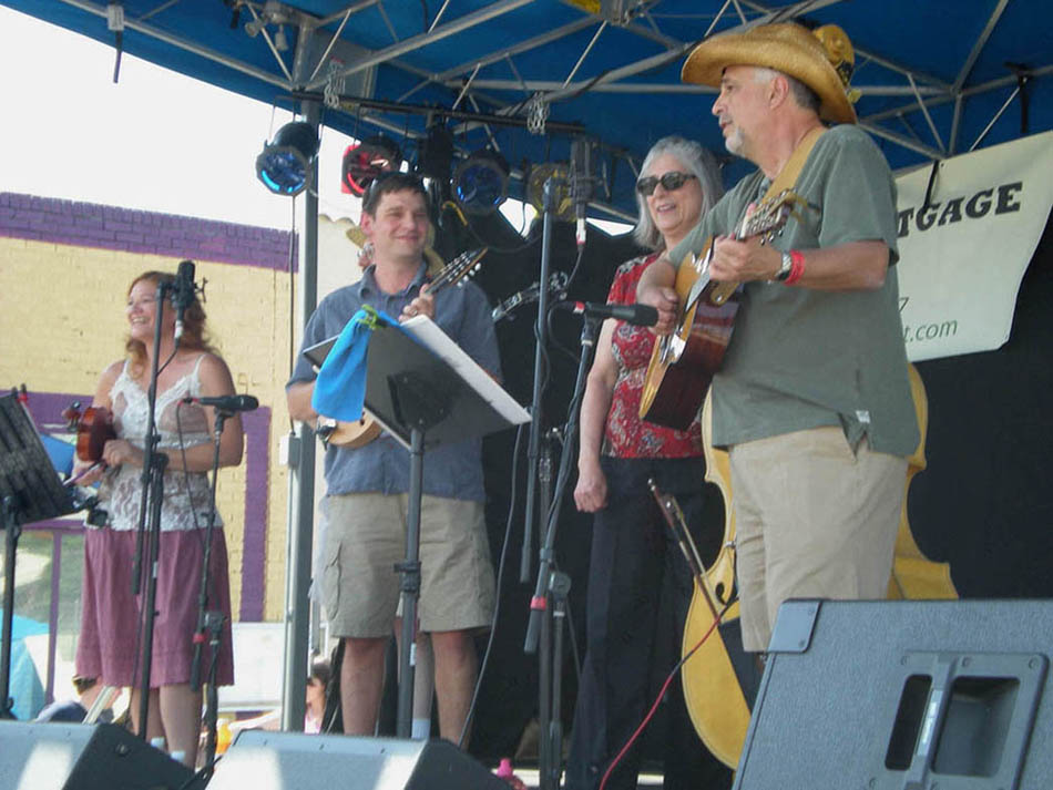 Summerfest, Sandy Reay, Rokcy Mountain Jewgrass<sup>&reg;</sup>