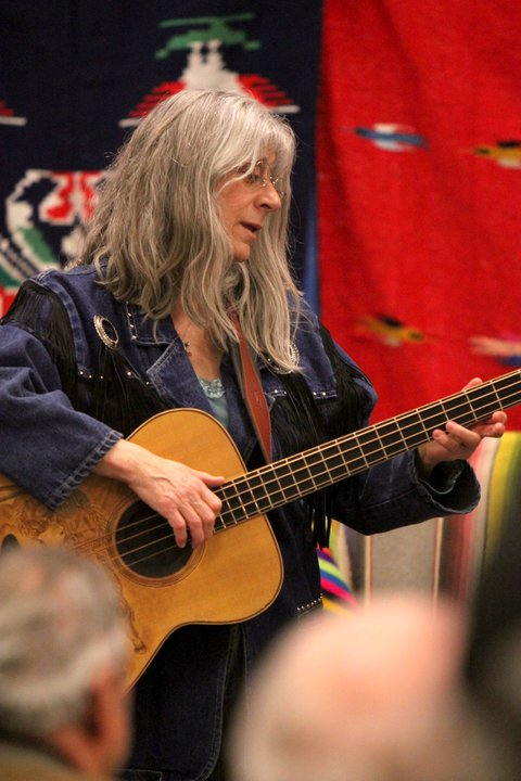 Sandy Reay, Colorado Cowboy Poetry Gathering