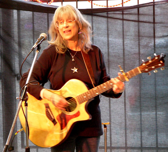 Sandy Reay at Acoustic Music Revival