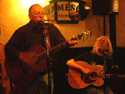 Steve Pierce and Terry Dalton: Bands, Singers, Songwriters / Composers, Solo Performers, Sidemen, Instrumentalists, Performers, Entertainers, Musicians, Cowboy Poets