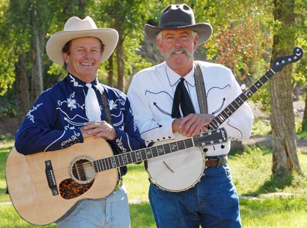 Yampa Valley Boys: Bands, Singers, Songwriters / Composers, Solo Performers, Sidemen, Instrumentalists, Performers, Entertainers, Musicians, Cowboy Poets